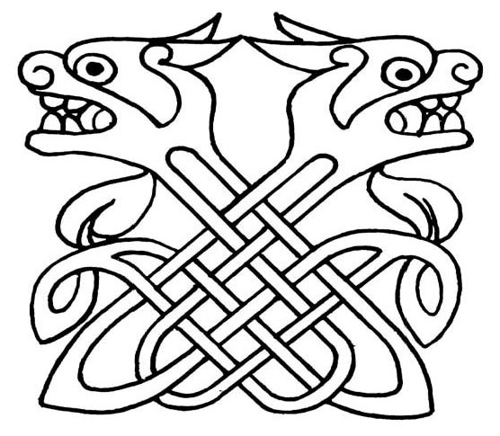 Celticirish Symbols Nj Aoh Division 1